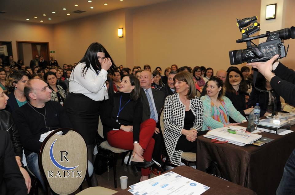 TIDC Winner Kate Eliozashvili, TIDC, Students' and Residents' Section