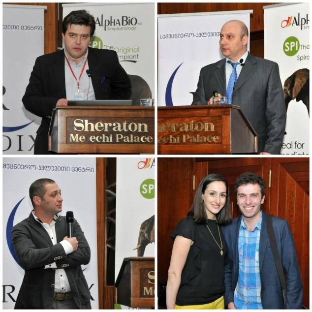 The first Tbilisi International Congress on Dental Implantology
