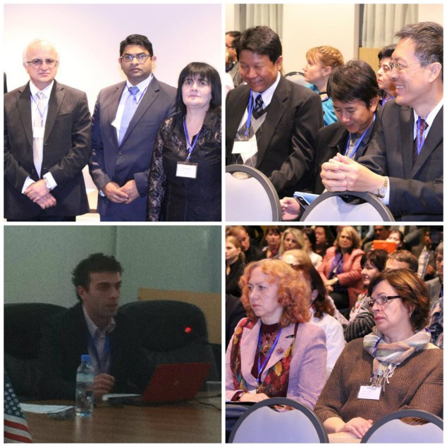 1 st Eurasian Multidisciplinary Forum, EMF 2013