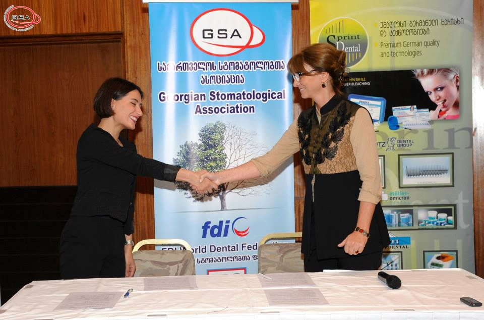 RADIX and GSA signed a memorandum of cooperation