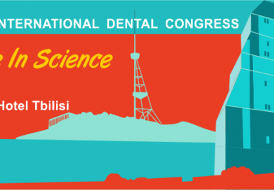Tbilisi 8th International Dental Congress (announcement)